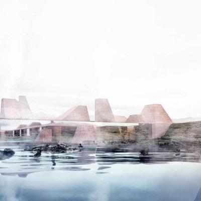 Ikonoform - Red Mountain Lagoon Thermal Bath