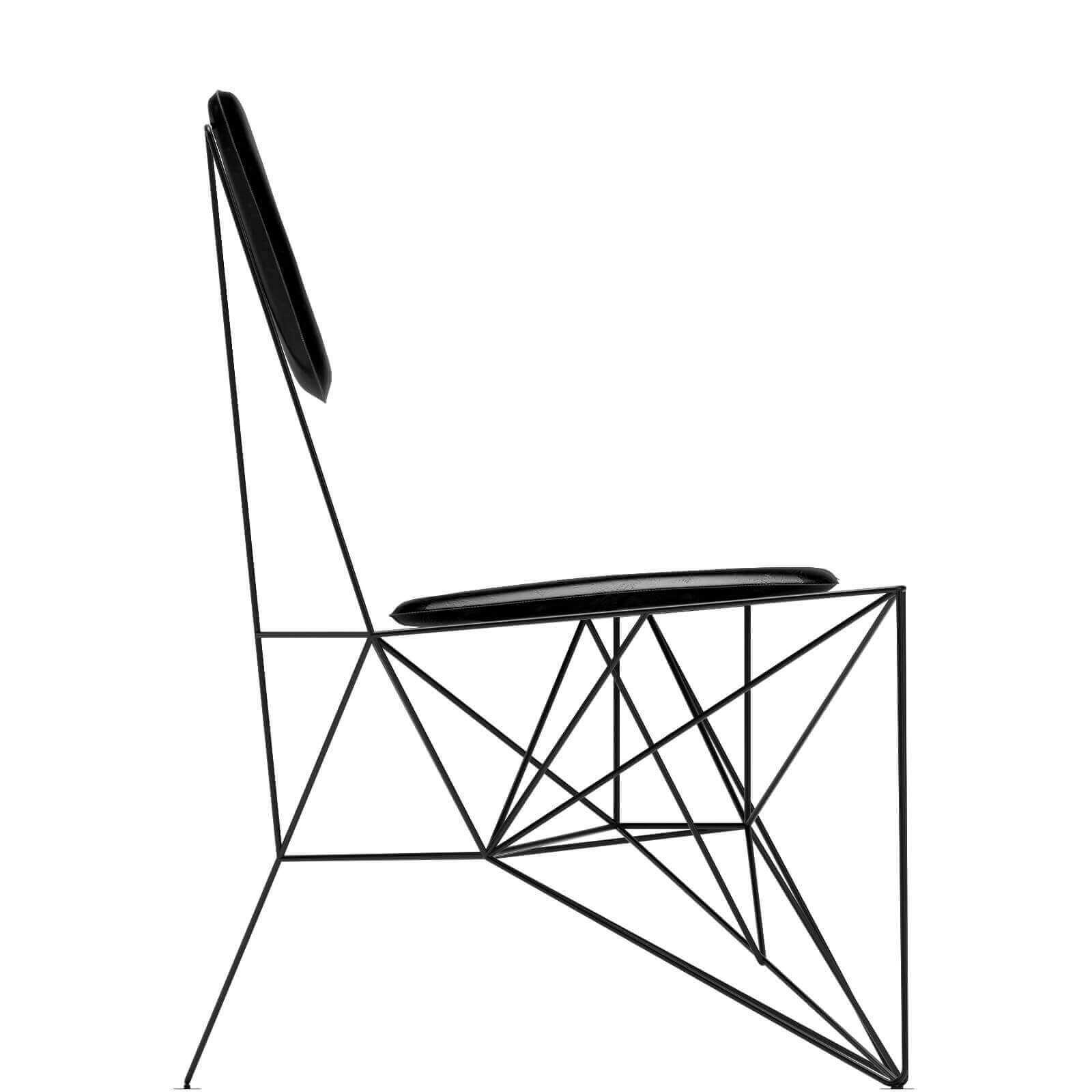 6mm Wire Chair – Ikonoform